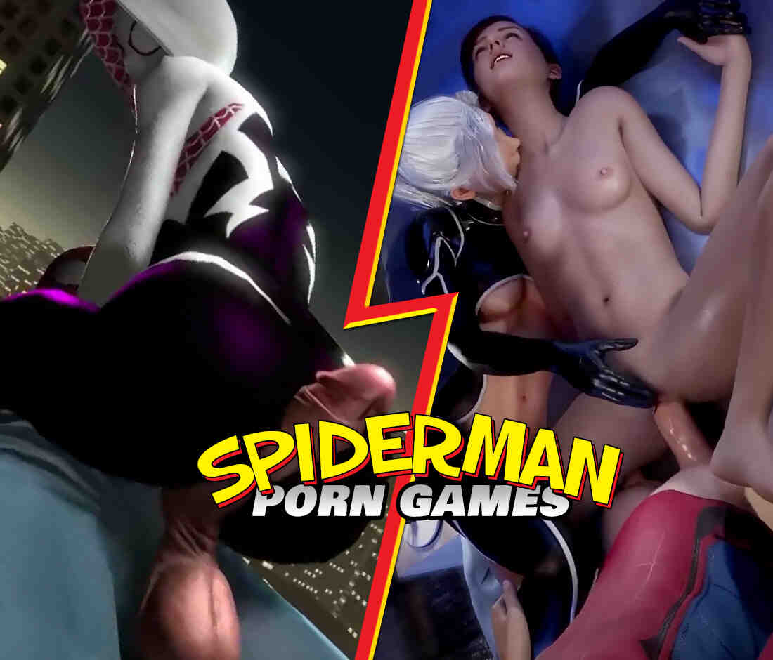 SpidermanGames