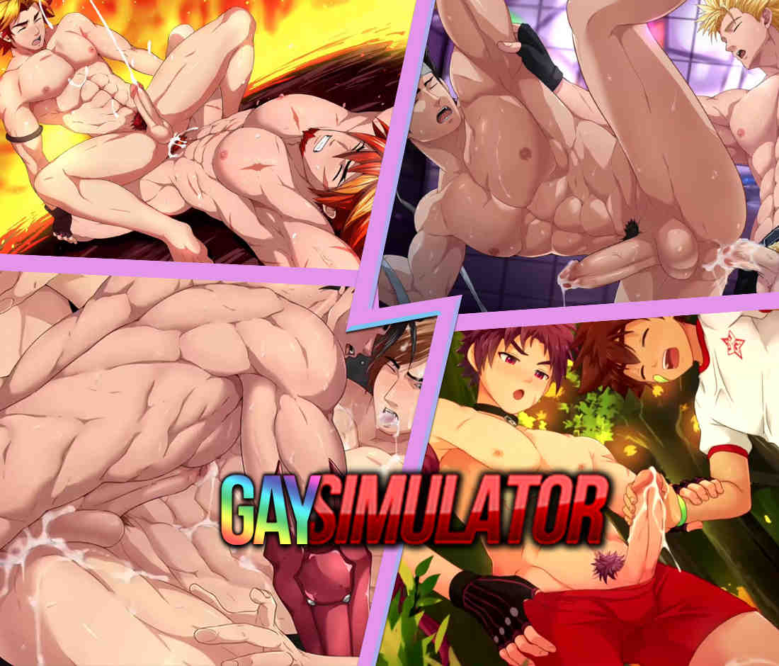 Gay Simulator Gay Anime Sex Games Best Porn Games