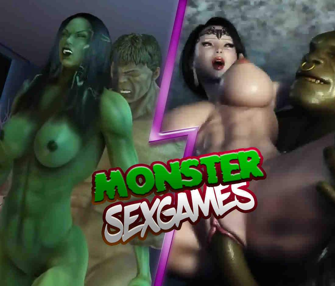 MonsterSexGames